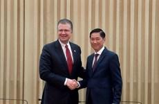 Ciudad Ho Chi Minh busca impulsar la cooperación médica con Estados Unidos