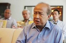 Príncipe camboyano resulta herido y su esposa muerta en accidente de tráfico