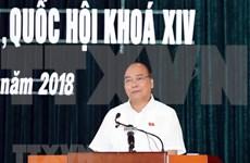 Premier vietnamita pide a pobladores mantener cautela ante informaciones tergiversadas