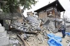 No reportan ninguna víctima vietnamita en sismo en Japón