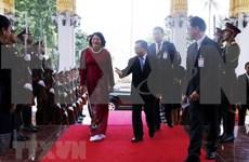 Vietnam y Laos comprometidos a fortalecer nexos bilaterales