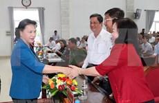 Parlamento de Vietnam aplaude atención de público hacia asuntos importantes del país