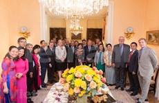 Destacan contribución de embajador vietnamita a la relación Vietnam-EE.UU.