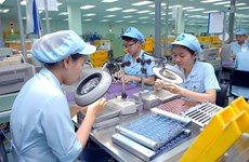 Electrónica, sector clave de la economía de Vietnam