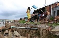 Países asiáticos y europeos comparten en Vietnam experiencias para enfrentar cambio climático