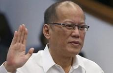 Expresidente filipino Benigno Aquino es acusado por corrupción