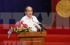 Ciudad Ho Chi Minh formará equipo encargado de inspección de proyecto Thu Thiem