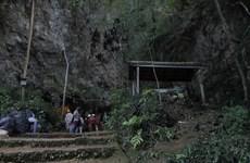 Tailandia busca  equipo de fútbol infantil desaparecido en cueva