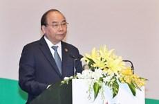 Premier vietnamita llama a unir esfuerzos por un mundo resiliente