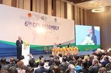 Concluye en Vietnam sexta Asamblea del Fondo Global para el Medio Ambiente