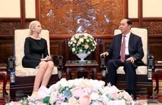Vietnam concede importancia a cooperación con Noruega