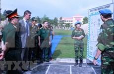 Selección de Vietnam para el entrenamiento de fuerzas de paz demuestra valoración de la ONU