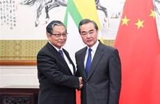 China y Myanmar acuerdan mantener la estabilidad en zona fronteriza