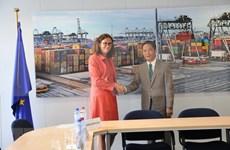 TLC con UE añadirá 70 mil millones de dólares a economía vietnamita