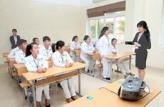 Vietnam busca mejorar habilidades de enfermeros