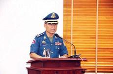 Camboya reajusta personal militar de alto nivel