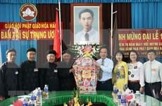Conmemoran en Vietnam fundación de la secta budista de Hoa Hao