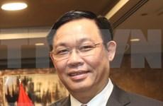Vicepremier de Vietnam concluye gira por Estados Unidos y visitará Brasil