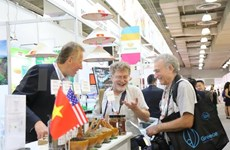Empresas vietnamitas buscan ampliar mercados en Estados Unidos