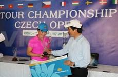 Vietnamitas  residentes en Europa fomentan solidaridad mediante torneo de golf