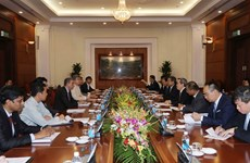 Destacan contribución de empresas extranjeras a desarrollo económico de Vietnam