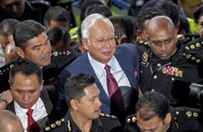 Tribunal de Malasia fija juico contra expremier Najib Razak para 2019