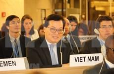 Vietnam participa activamente en sesión del Consejo de Derechos Humanos de la ONU
