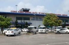 Invertirán 74 millones de dólares en ampliación de aeropuerto de Phu Bai