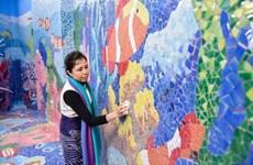 Artista vietnamita recibe premio internacional de diseño social para el entorno