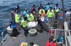 Tailandia imputa el hundimiento de barco en Phuket a turoperadores chinos