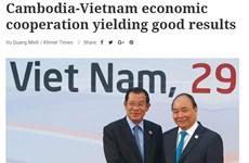 Cooperación económica entre Vietnam y Camboya marcha a buen ritmo, sostiene embajador vietnamita