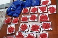 Detienen a sospechosos con kilogramos de metanfetamina