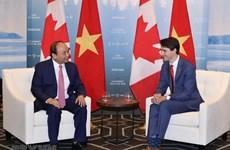 Abierto concurso de diseño de logotipo para destacar lazos Vietnam-Canadá