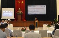 Expertos intercambian en Vietnam sobre aplicación de análisis de datos en desarrollo urbano