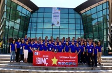 Más de 40 premios obtienen estudiantes vietnamitas en concurso internacional de matemática