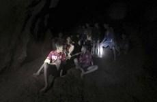 Líderes mundiales elogian milagroso rescate de equipo de fútbol infantil  de Tailandia