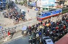 Vietnamitas compran casi 800 mil motocicletas en segundo trimestre