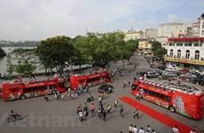 Turismo de Hanoi mantiene su ritmo ascendente