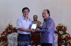 Vietnam entrega a Laos película sobre primer presidente de ese país, Souphanouvong
