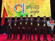 Vietnam logra excelentes resultados en Olimpiada Internacional de Matemática