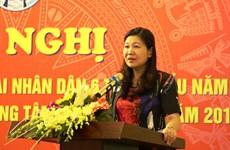 Asociaciones de Amistad de Hanoi fomentan la paz y la solidaridad