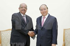 Vietnam aspira a elevar intercambio comercial con Argelia a mil millones de dólares