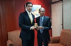 Vietnam y Paraguay fomentan relaciones bilaterales