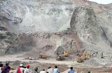 Al menos 15 muertos por avalancha sobre una mina en Myanmar