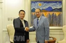 República Dominicana afirma voluntad de impulsar relaciones con Vietnam