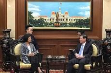 Ciudad vietnamita aspira a cooperar con Canadá en banca y urbes inteligentes
