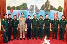 Provincia de Soc Trang contribuye al fortalecimiento de lazos Vietnam-Camboya