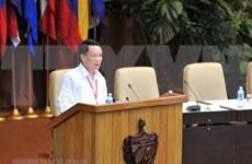 Cuba y Fidel son palabras sagradas en corazón de cada vietnamita, afirma dirigente partidista