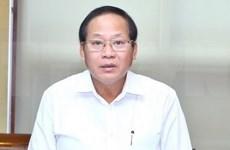Ministro vietnamita recibe sanción disciplinaria por violaciones
