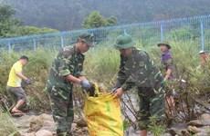 Vietnam y China coordinan protección ambiental a lo largo de río fronterizo
